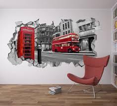 London Wall Murals London Wall Decor Moonwallstickers Com