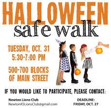 foster city halloween safe street newton lions club home facebook