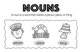 noun worksheets edhelper com