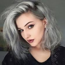 grey hair in 40 s image result for mid length hairstyles for over 40s grey 2017