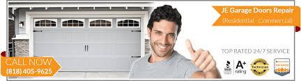 Precision Overhead Door by Je Garage Door Repair West Hills Same Day Service 818 405 9625
