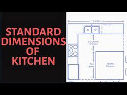 kitchen cabinet height from floor standard kitchen dimensions