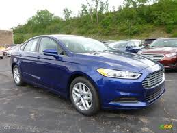 ford fusion se colors 2016 impact blue metallic ford fusion se 104439826