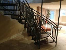 Contemporary Banisters And Handrails Staircases By Railandstair Com U2014 Capozzoli Stairworks