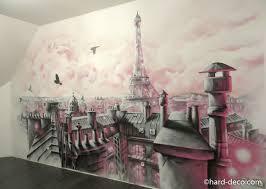 fresque chambre fille chambre theme york 3 fresque murale pour chambre de fille