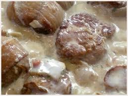 cuisiner paupiette recette paupiette de porc facile sur recette com