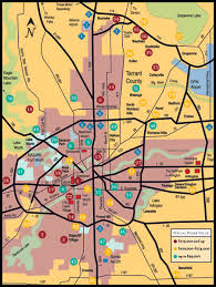 fort worth map residential fort worth chamber economic development