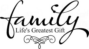 family quotes vinyl wall decals family s greatest gift