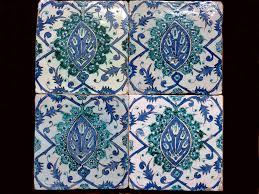 antique for sale islamic faience safavid tiles of ceramic