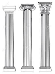 architecture types of columns architecture modern rooms colorful