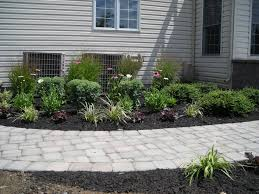 decor tips front yard with driveway pavers and paver bricks nice