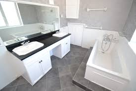 bathroom makeover mead way signature homes ltd