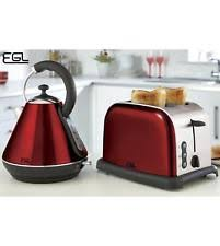 Toaster And Kettle Kettle And Toaster Set Ebay