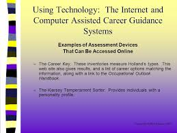 career counseling powerpoint produced by melinda haley m s new