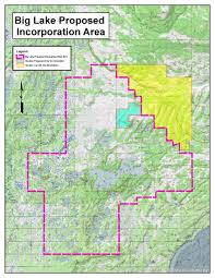 Map Of Houston Area 2014 Big Lake Incorporation And Houston Annexation Petition Local