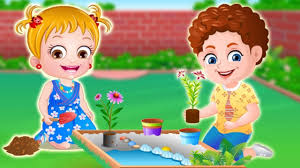 baby hazel party games for kids by baby hazel games garden party