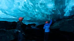 ice cave inside the largest glacier in europe guide to iceland