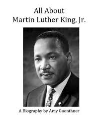 biography for martin luther king adapted modified biography of martin luther king jr by amy guenthner