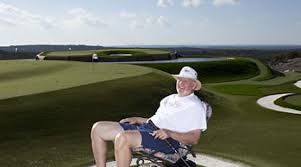 Backyard Golf Course by Golf Short Game Guru Dave Pelz Is Still Changing The Game Of Golf