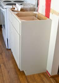 Remove Kitchen Cabinet Kitchen Makeover 2015 Remove Half Wall Extend Beam U0026 Add