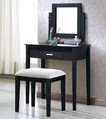 Dressing Table Set Bedroom Narrow Makeup Vanity Black Vanity Table Vanity Table Sets