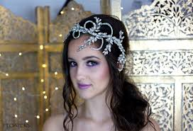 great gatsby hair accessories vintage bridal headpiece bridal hair jewelry wedding hair