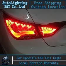 2013 hyundai sonata tail light bulb size car styling led for hyundai sonata taillight assembly sonata8 2011