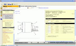 caterpillar sis 2016 full with 3d images repair manual heavy