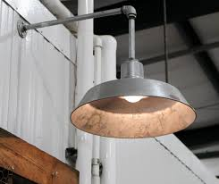 Galvanized Barn Light Fixtures Craft Brewery Imbues Space With Industrial Lighting Blog