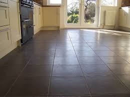 painting tile floors in kitchen square shape painting tile