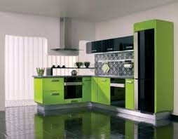 fabulous interior kitchen wp content uploads green kit with