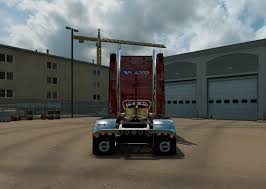 kenworth shop volvo vnl 780 red fantasy 2 0 for volvo vnl truck shop by frank
