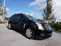 cadillac srx price pre owned 2014 cadillac srx for sale in ft fl at garber