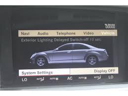 2007 mercedes benz s class s550 amg whls nav htd cool seats soft