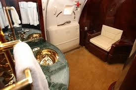 Inside Donald Trump S House A Look Inside Donald Trump U0027s 100 Million Custom Built Private Jet