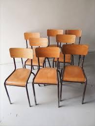 chaise d colier chaise d écolier impressionnant chaises d école d occasion vintage
