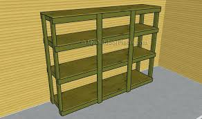 Free Standing Wooden Shelving Plans by Wood Shelving Units Shelving Unit Ikea Pine Wooden Shelving