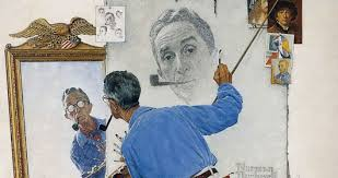 norman rockwell paintings thanksgiving