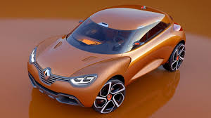 renault orange captur concept cars vehicles renault uk