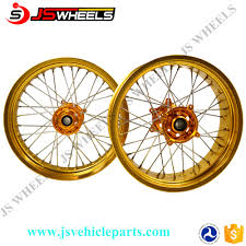 suzuki rmz 250 rmz450 motorcycle supermoto parts 17 inch wheel