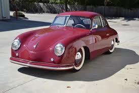 Porsche 1954 1951 Porsche Split Window Coupe Sweet Porsche 356 Pinterest