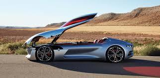 voiture de luxe renault rêve d u0027une voiture de luxe électrique et autonome tech