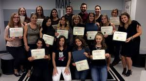 makeup artistry certification program certificate courses make up school of makeup artistry