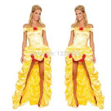 Cheap Gothic Snow White Costume Aliexpress Quality Snow White Princess Belle Halloween Costume