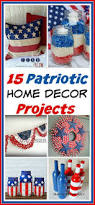 American Flag Home Decor Appealing Wall Decor Wooden American Flag Wall Patriotic Wall