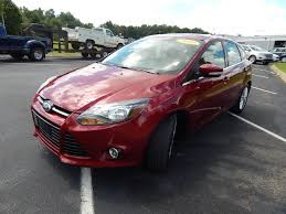 2013 ford focus titanium hatchback for sale used 2013 ford focus for sale dickson tn
