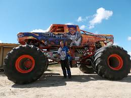 new monster truck monster mayhem at nutty jerry s the examiner