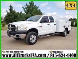 Dodge 3500 Bucket Truck - diesel dodge ram 3500 for sale used cars on buysellsearch