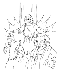 holy spirit coloring page 100 images pentecost praise jesus