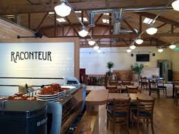 the new third place books and its restaurant raconteur open this
